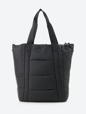Spacious Shopper in Quilted Look