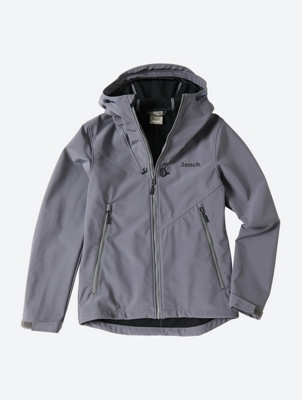 Weatherproof Jacket with Adjustable Hood