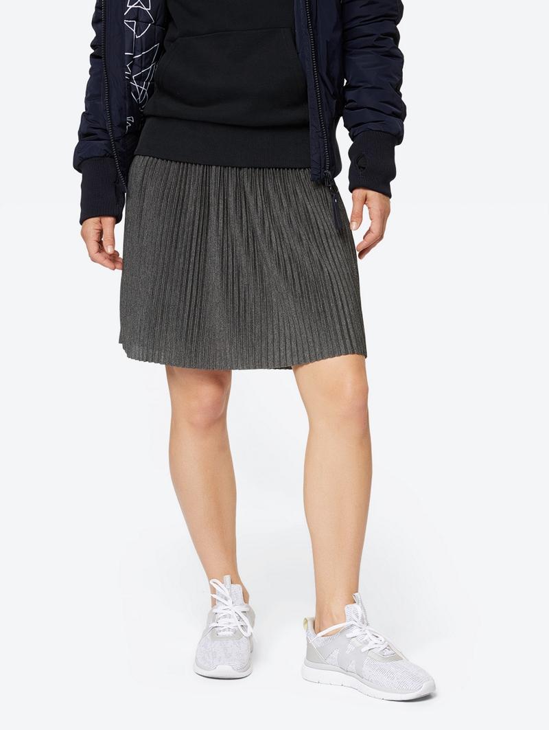 Bench Grau Ladies Skirt Größe Xs