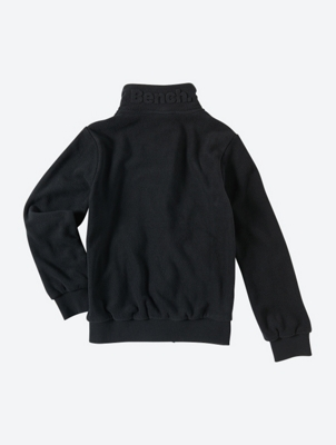 Fleece Jacket with Thumb Holes