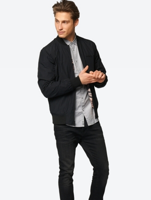 Reversible Perforated Jacket
