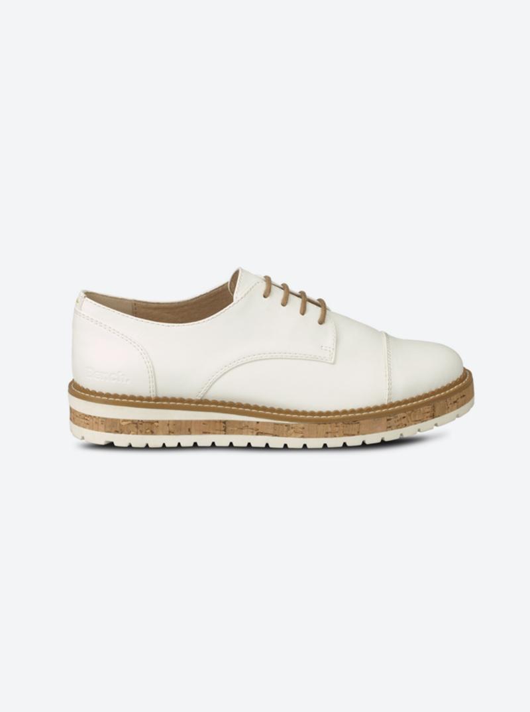 Bench Weiß Ladies Shoes Größe 41
