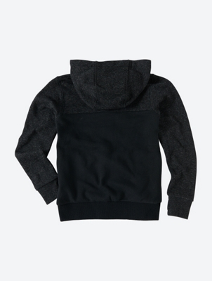 Zip Through Hoodie with Thumb Holes