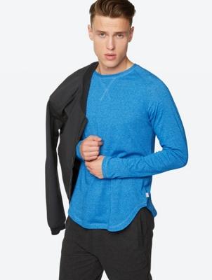 Plain Long Sleeve T-Shirt Reluctance