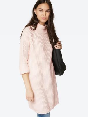 Knit Dress in Brioche Knit