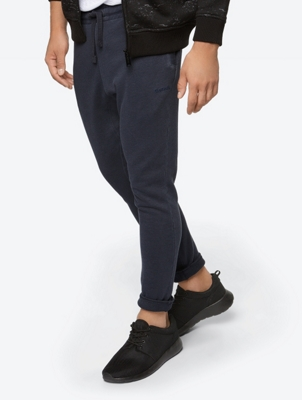 Casual Sweatpants in Washed Look
