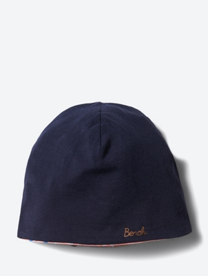 Reversible Hat with Brand Lettering