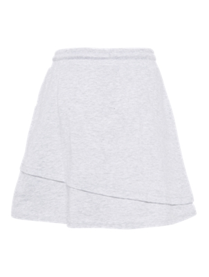 Skirt in Layer Look