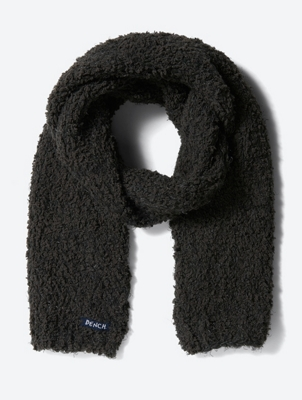 Cosy Scarf with Long-Pile Yarn