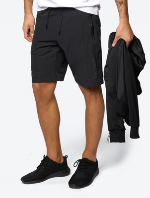 Water Repellent Shorts in a Sporty Look