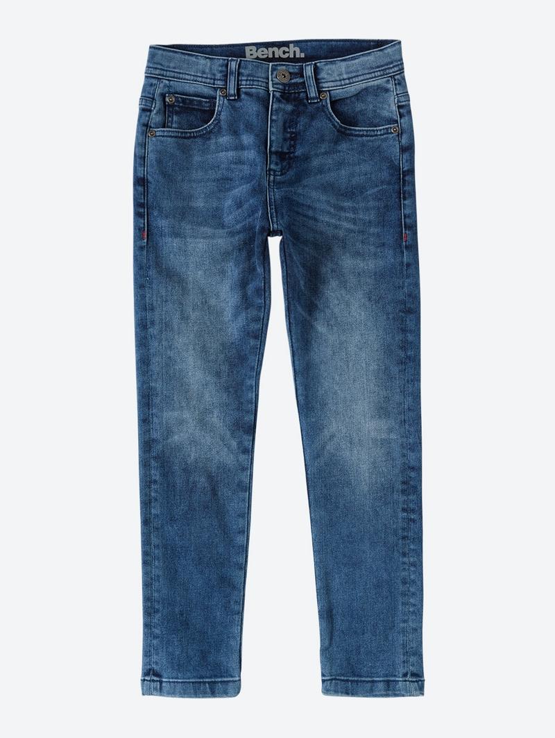 Bench Blau Boys Jeans Größe 140 cm