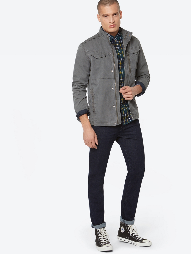 Bench Blau Mens Jeans Größe 28w 32l