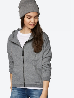 Soft Sweatjacket Sporadic with Relaxed Fit