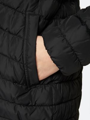 Water Repellent Quilted Insulator Coat