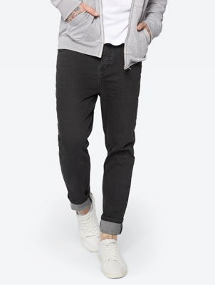 Slim Jeans in an Used Design