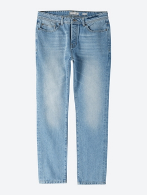 Slim Jeans in a Used Look