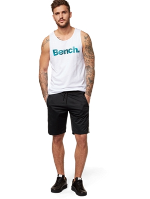 Shorts with Two Slit Pockets