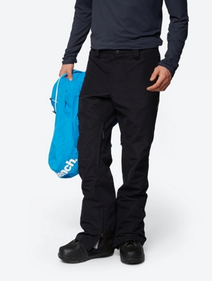 Ski-/Snowboard Pant solid