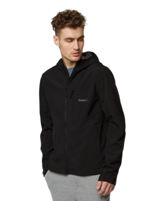Softshell Jacket with Water Repellent Finish
