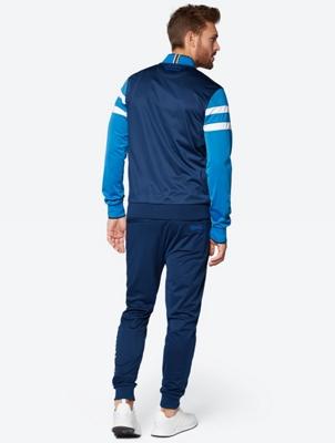 Sporty Sweat Jacket with Bench Logo
