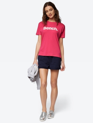Sporty T-Shirt with Glitter Print