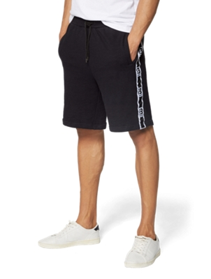 Sweat Shorts with Zip Pocket on the Back