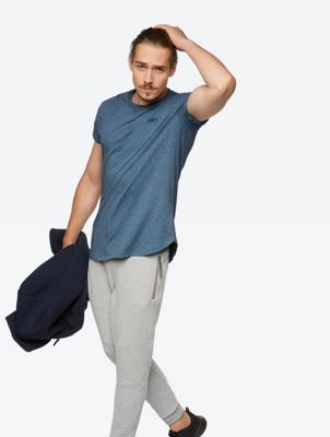 Long Marl T-Shirt