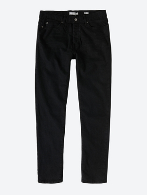 Jeans with a Tapered Fit