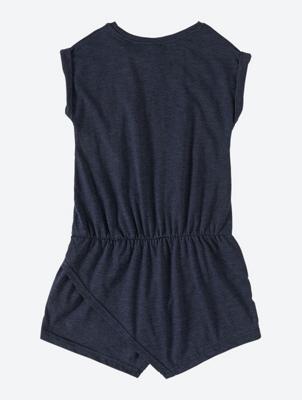 Leichtes Jersey-Kleid mit Elastikband