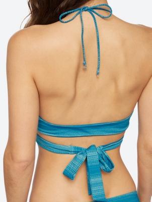 Reversible Two Tone Bikini Top