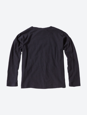 Long Sleeve T-Shirt with Logo Print