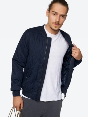 Light Quilted Jacket Trail with Ribbed collar
