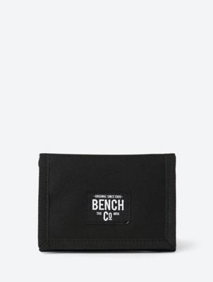 Plain Tri-Fold Wallet