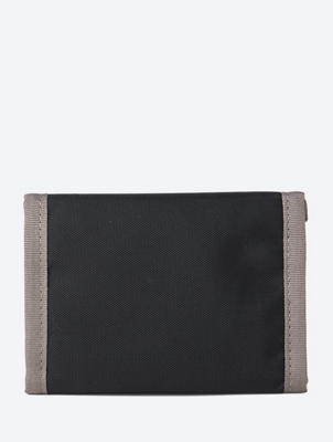 Wallet with Hook-And-Loop Fastener