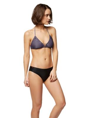 Bikini with Patterned Top