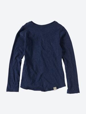 Jersey-Shirt mit Front-Print
