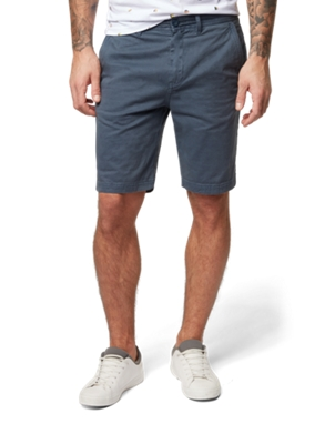 Twill Shorts in Chino Style