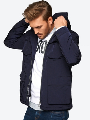 Urban Jacket with Light Padding