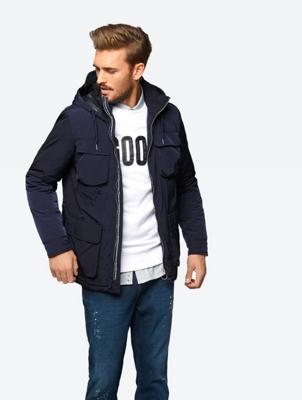 Urban Jacket with Light Padding