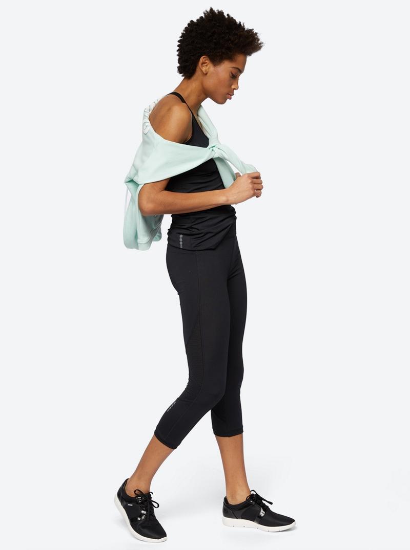 Bench Schwarz Ladies Trousers Größe M