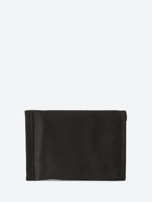 Plain Canvas Wallet