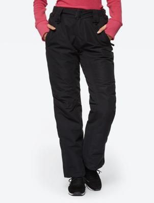 Waterproof Ski Pants with Reflective Logo