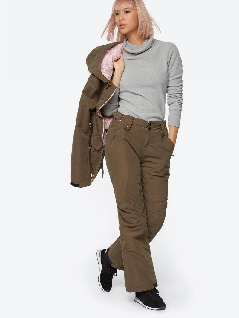 Bench Grün Ladies Trousers Größe S