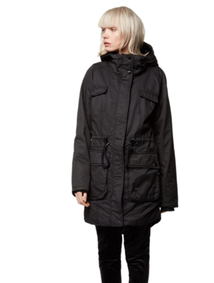 Warm Parka with Soft Lining