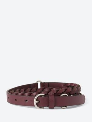 SlimBraided Belt