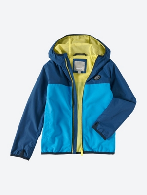 Weatherproof Colour Block Hooded Jacket