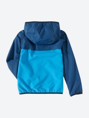 Wetterfeste Jacke mit Kapuze