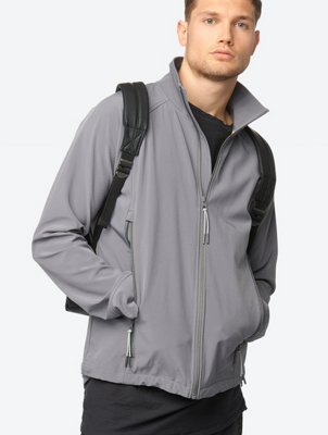 Water Repellent Jacket Lanceright with Contrast Lining