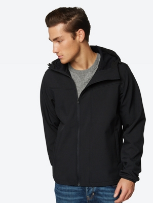 Water Repellent Jacket with Hood