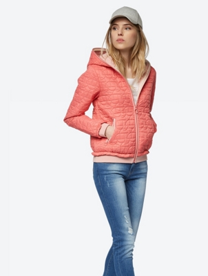 Insulator Jacket with Quilted Pattern